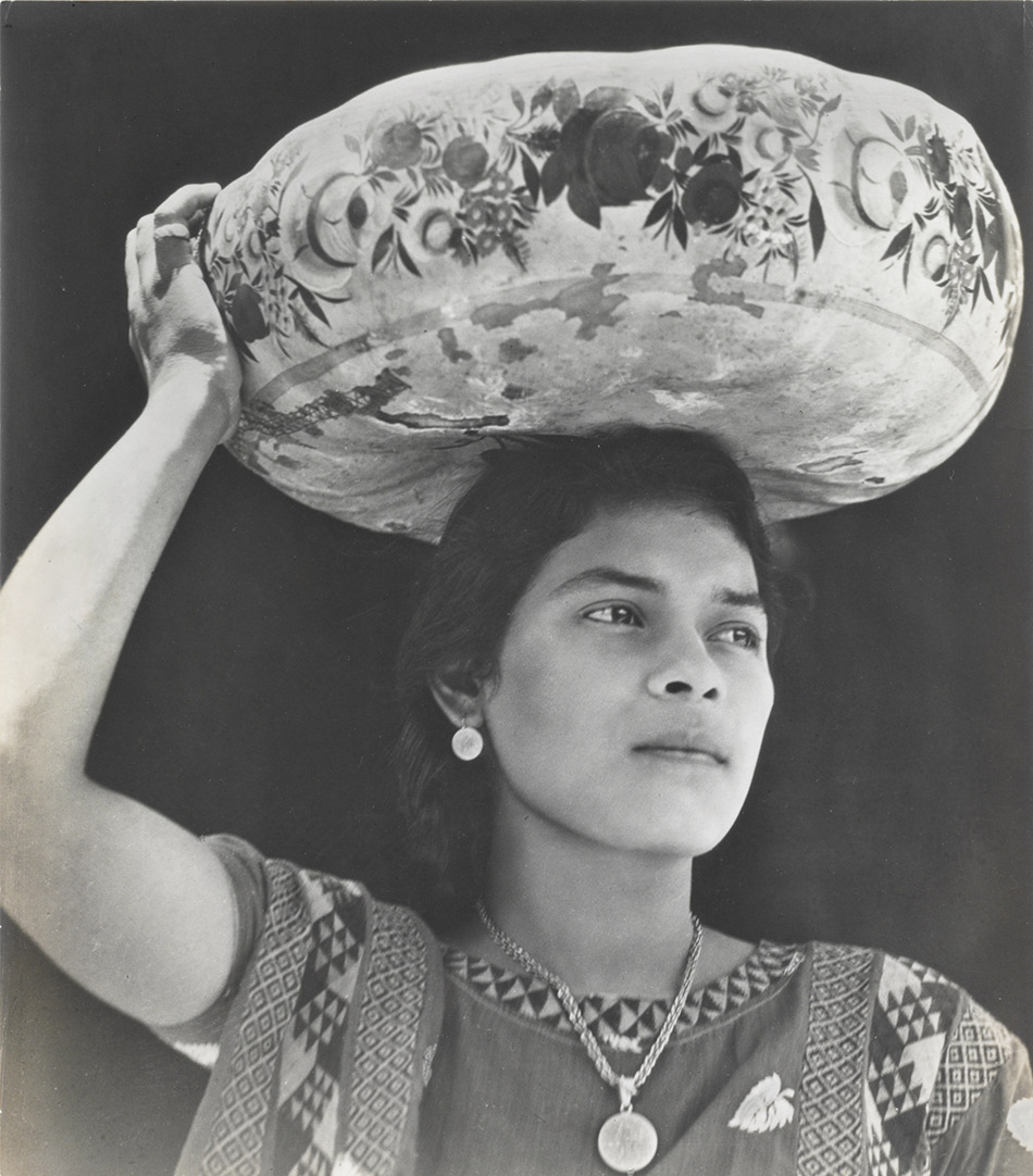 skirball-cultural-center_Tina-Modotti,-Woman-of-Tehuantepec,-c