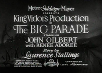 the-big-parade-film