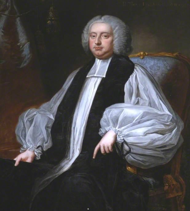 Richard Trevor-1707-1771 B