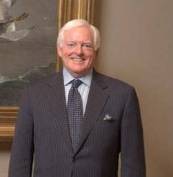Earl A. Powell III, director, National Gallery of Art, Washington
