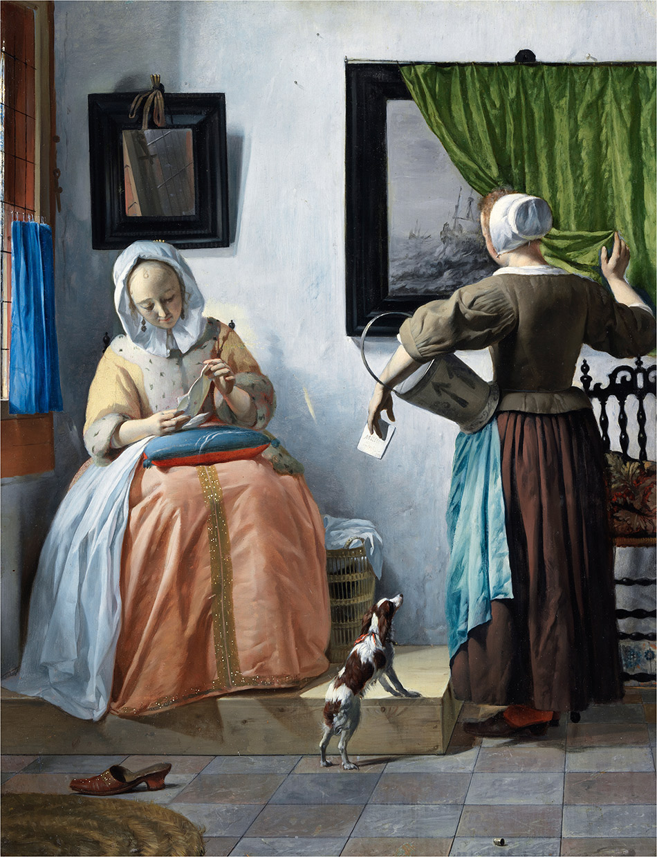 Gabriel-Metsu_Woman-Reading-a-Letter_w