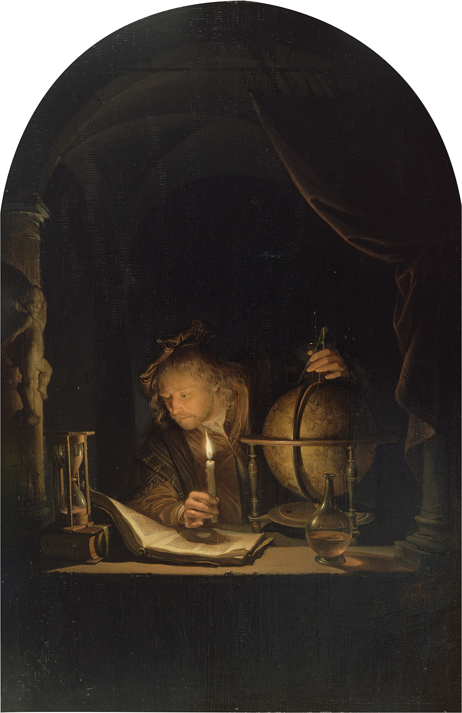Gerrit-Dou_Astronomer-by-Candlelight_w