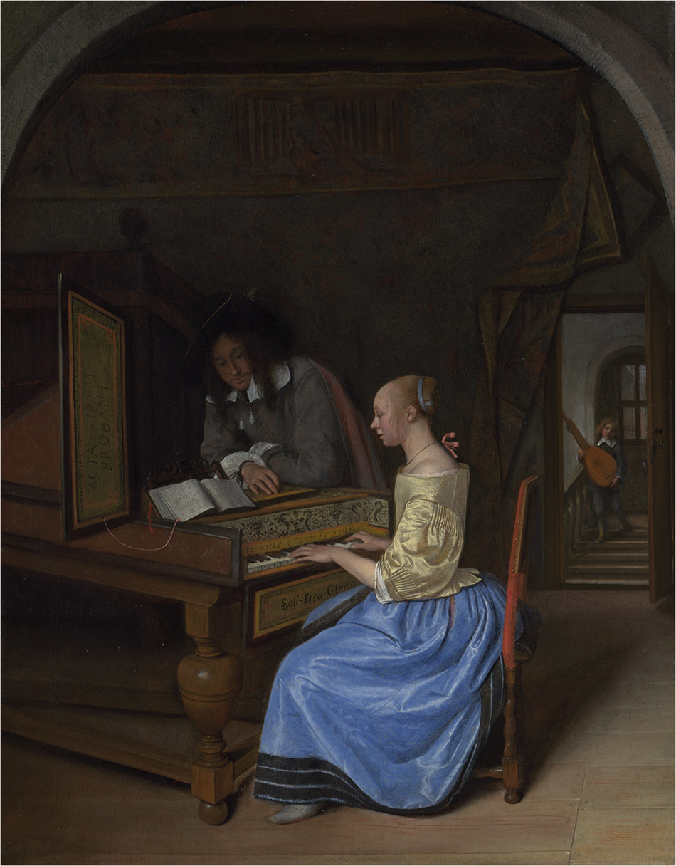 Jan-Steen_Young-Woman-Playing-a-Harpsichord-to-a-Young-Man_w