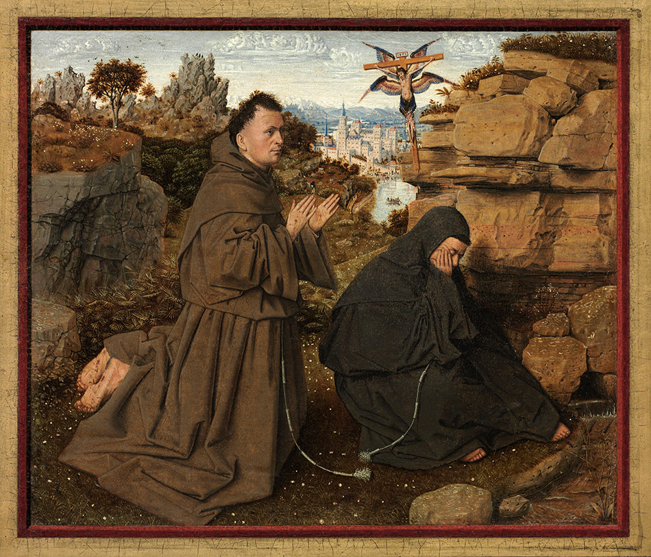 Jan-van-Eyck-St-Francis-receiving-the-stigmata-_Philadelphia-Museum-of-Art_w