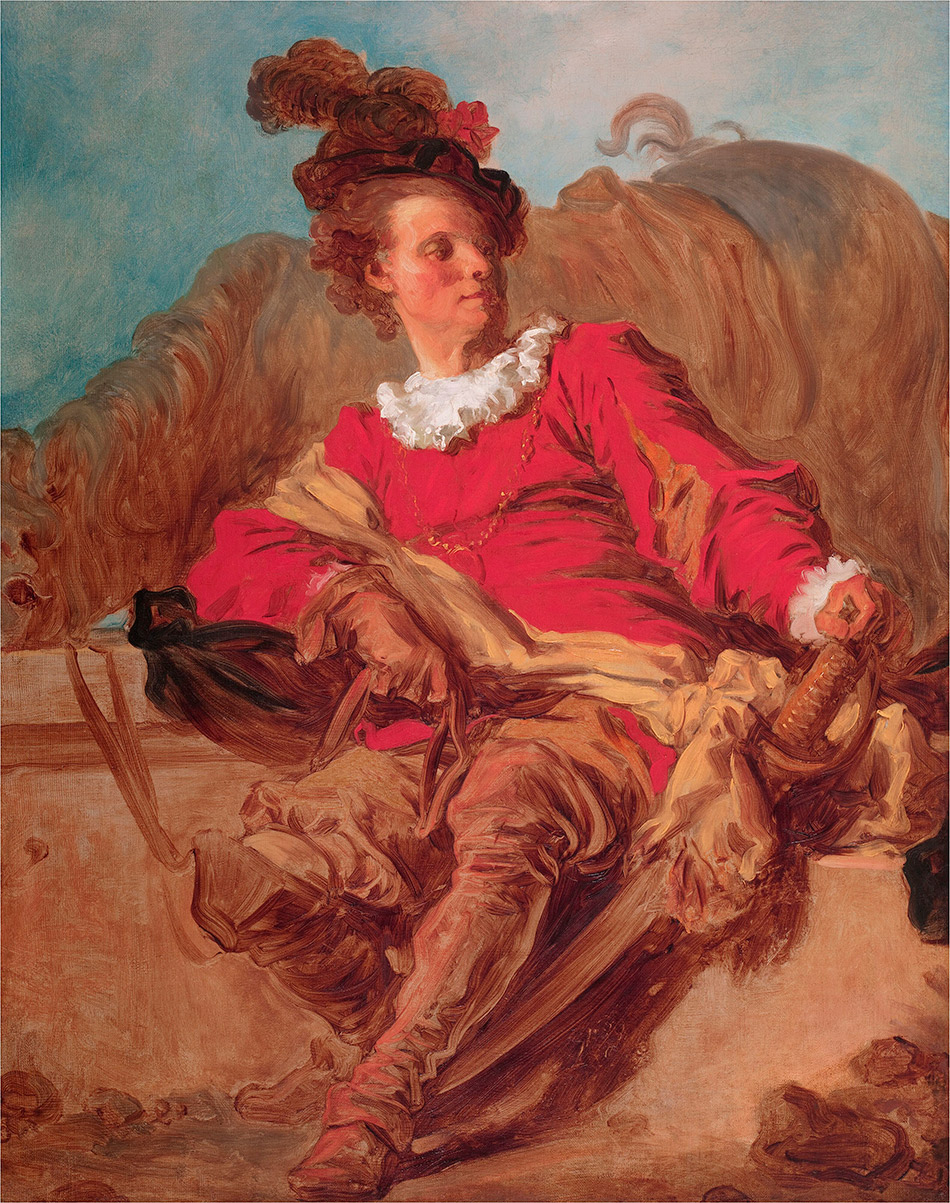 Jean-Honore-Fragonard_Cavalier-Seated-by-a-Fountain_w