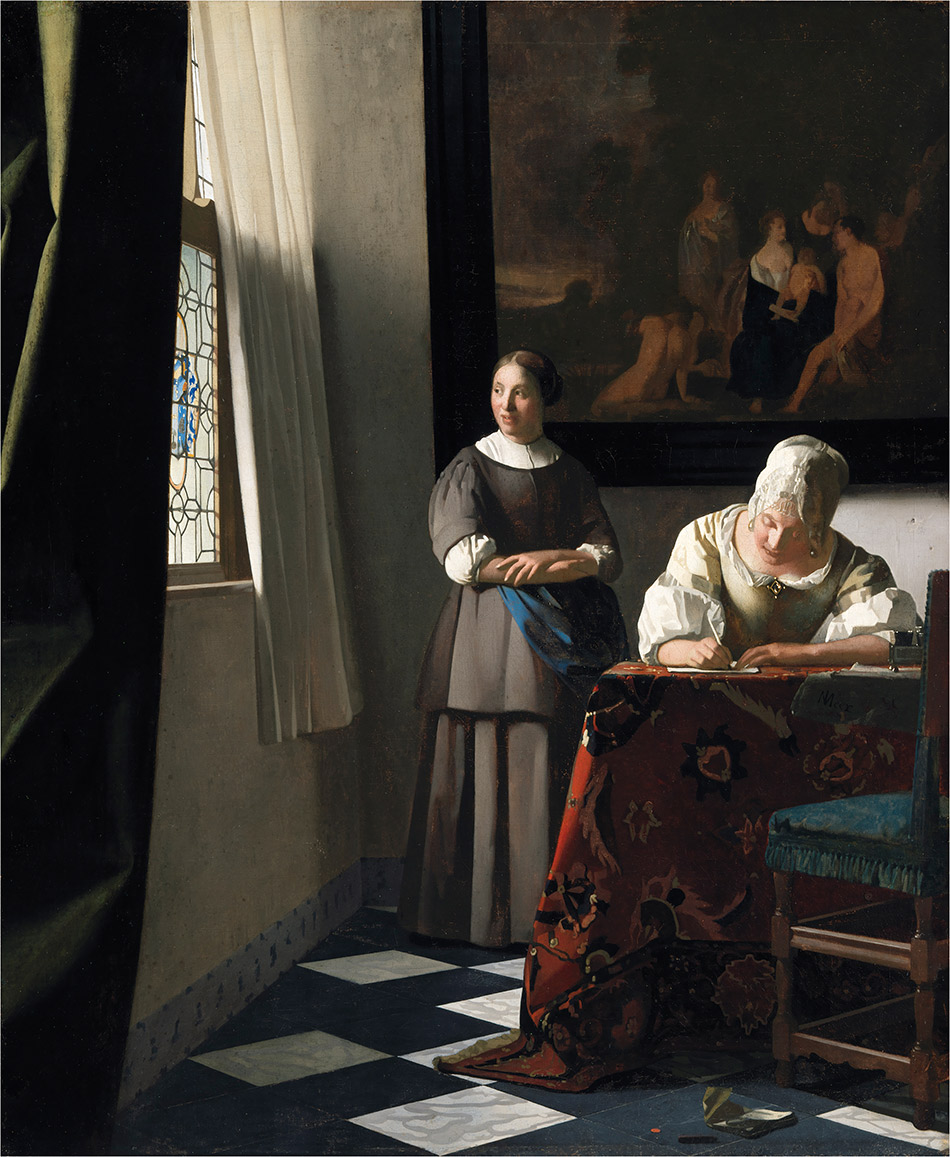 Johannes-Vermeer_Woman-Writing-a-Letter,-with-her-Maid_w