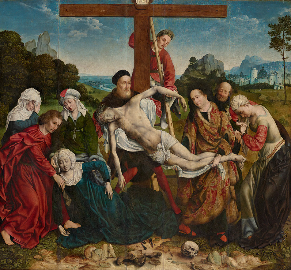 Joos-van-Cleve_The-Descent-fron-the-Cross_Philadelphia-Museum-of-Art_w