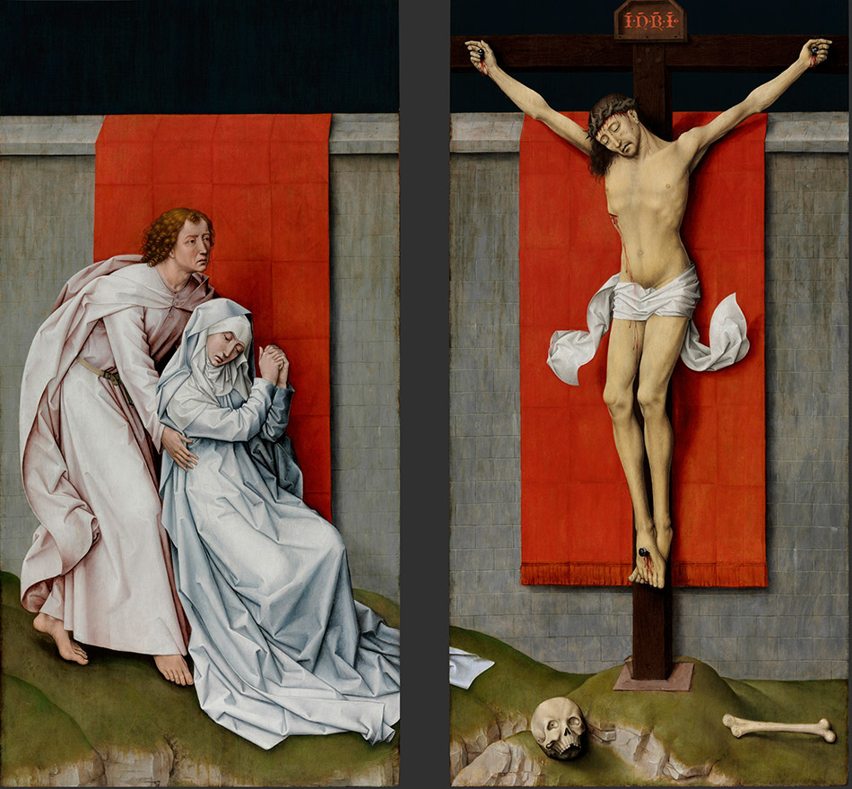 Rogier-van-der-Weyden_The-Crucifixion_Philadelphia-Museum-of-Art