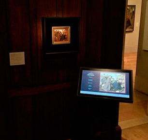 Old Masters Now Patrons