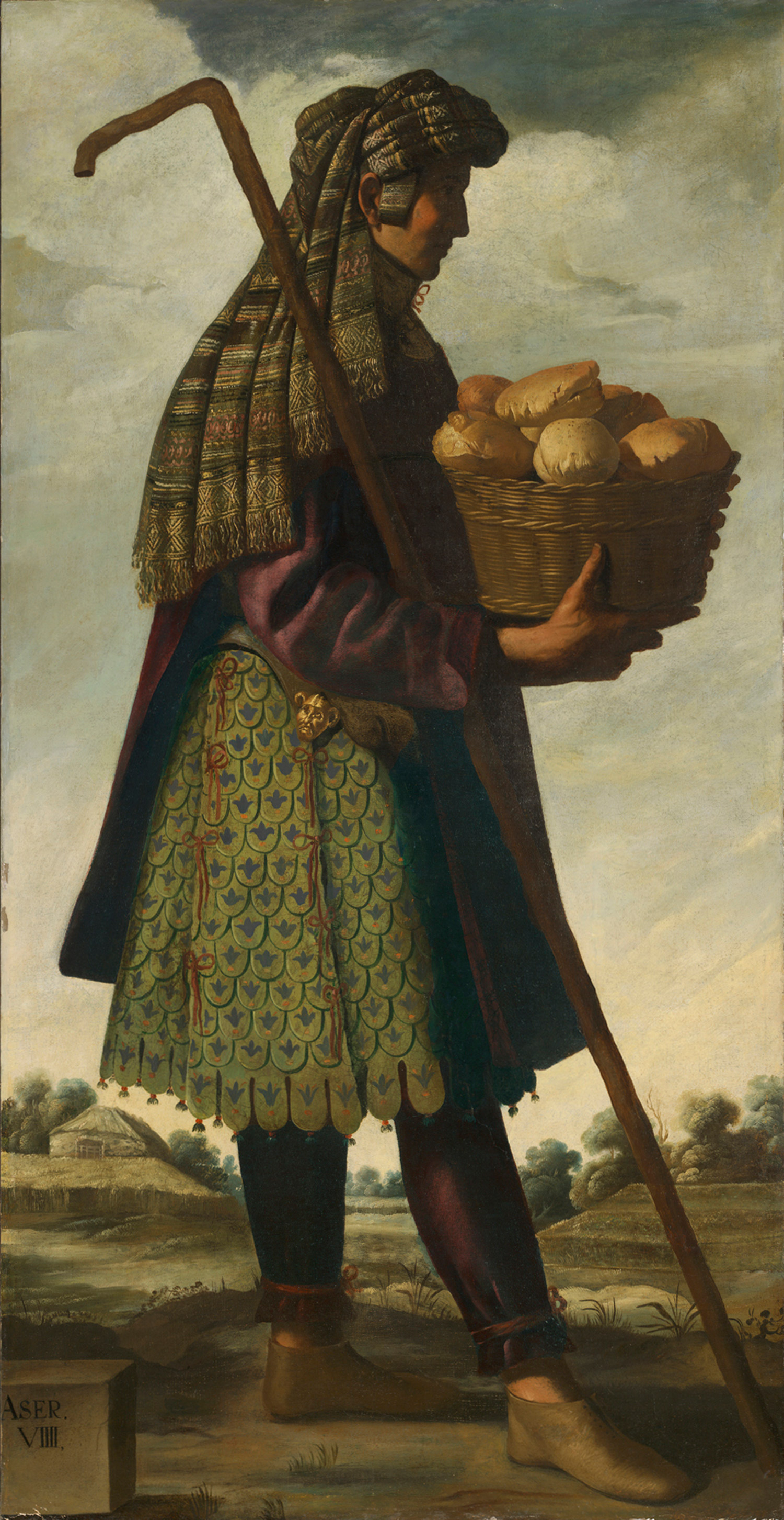 francisco-de-zurbaran_Asher_w