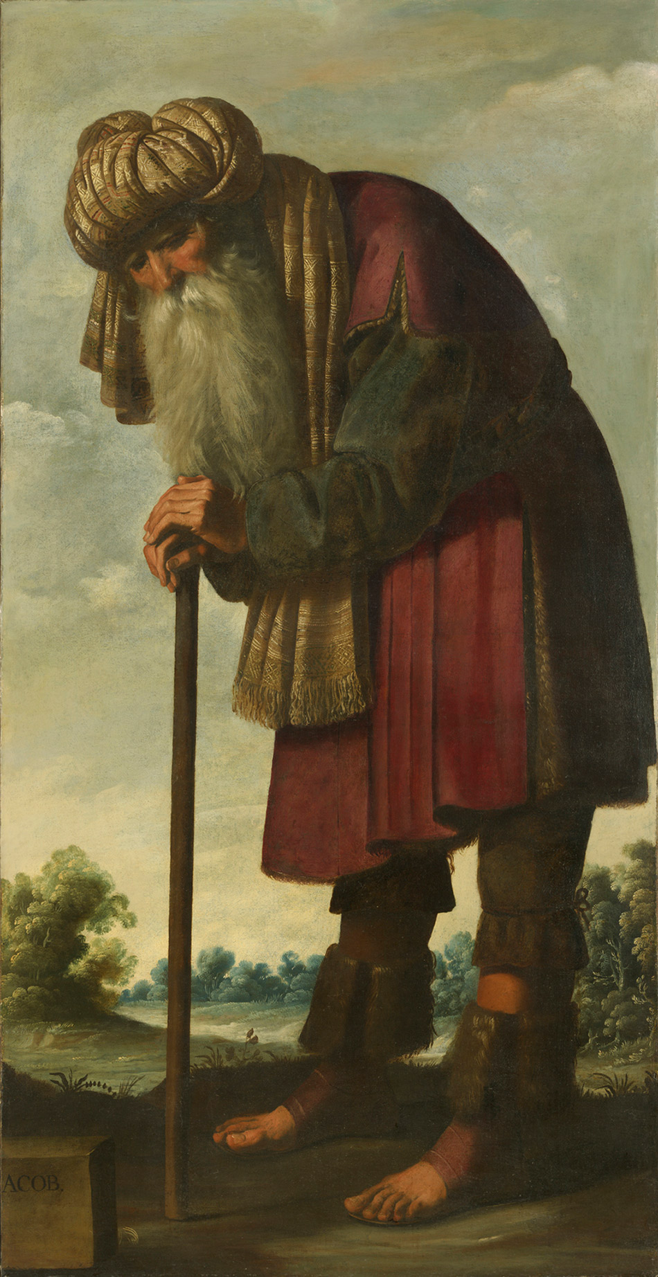 francisco-de-zurbaran_Jacob_w