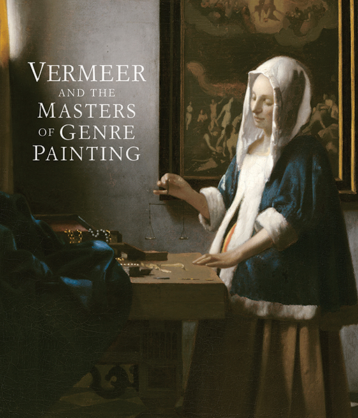 vermeer catalogue cover