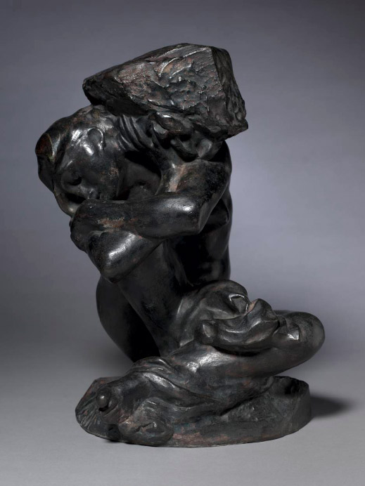 Fallen-Caryatid-Carrying-Her-Stone_Auguste-Rodin