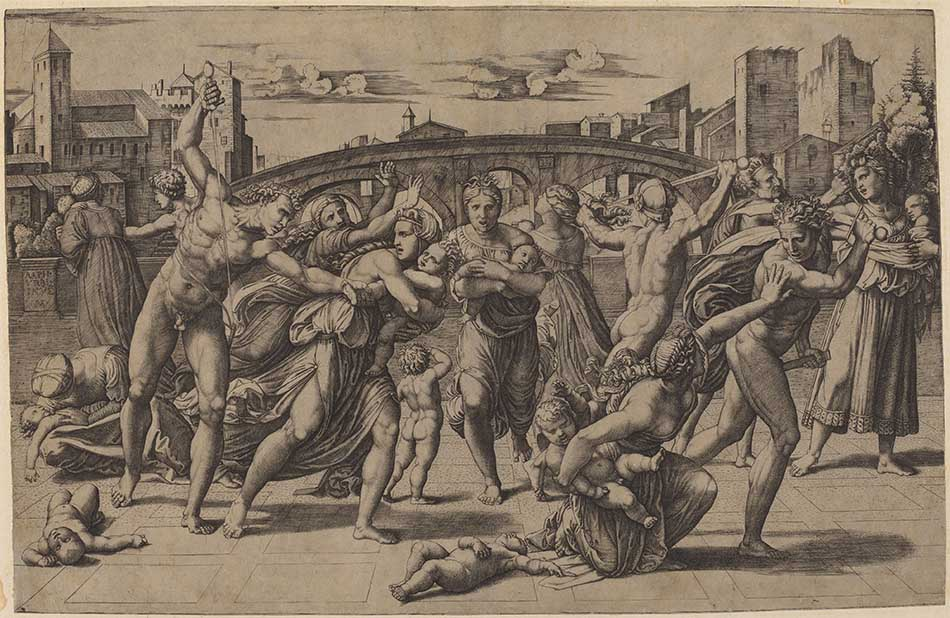 4969-021_marcantonio raimondi after raphael_the massacre of the innocents