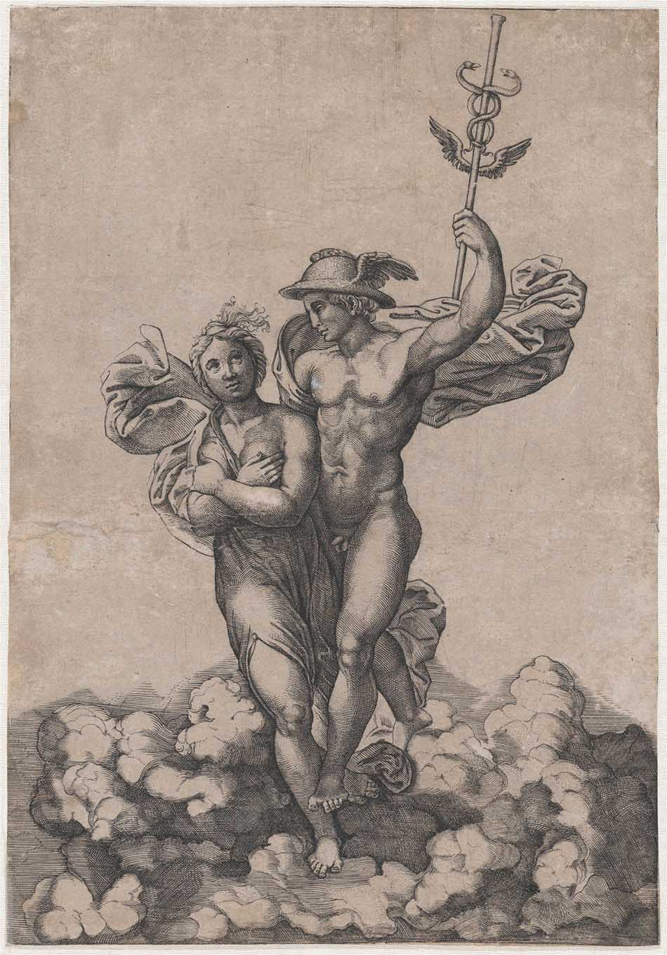 4969-075_gian jacopo calaglio after raphael_mercury and psyche