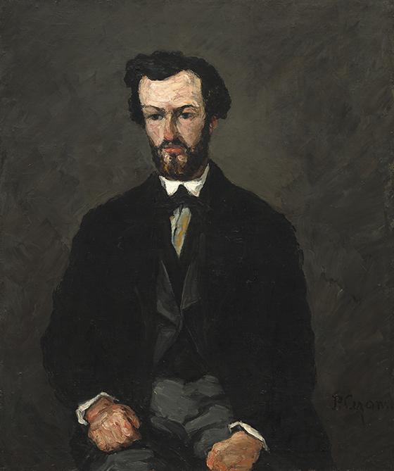 1866_Paul Cézanne_Antony Valabrègue_560