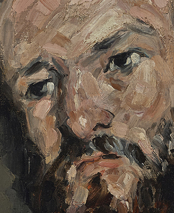 Paul-Cézanne_Portrait of Anthony Valabrègue