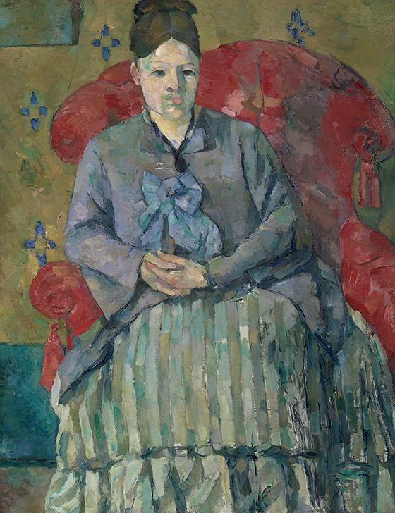1877_Paul-Cézanne_Madame-Cézanne-in-a-Red-Armchair_560_w
