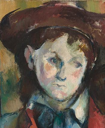 1888–1890_Paul-Cézanne_Boy-in-a-Red-Waistcoat_350_w