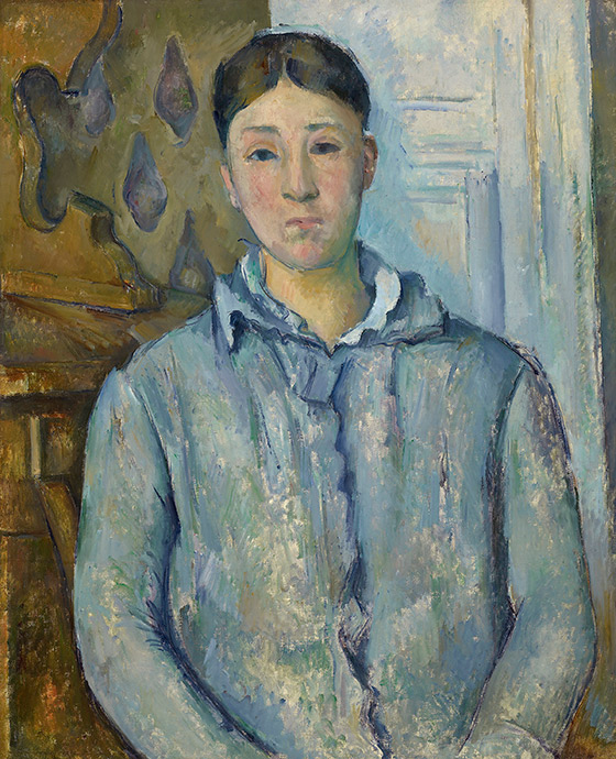 1888–1890_Paul-Cézanne_Madame-Cézanne-in-Blue_560_W
