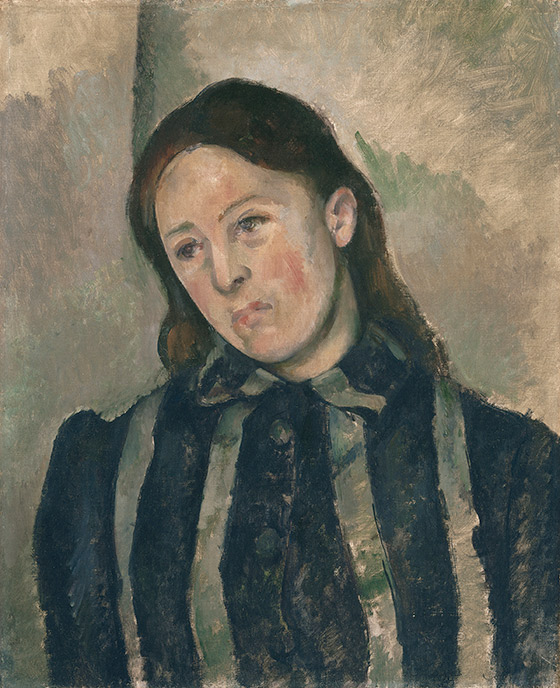 1890–1892_Paul-Cézanne_Madame-Cézanne-in-a-Striped-Dress_560_w