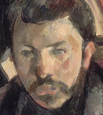 1895–1896_Paul Cézanne_Gustave Geffroy_350