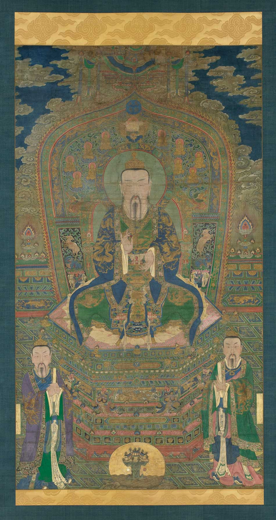 an analysis of the supreme deity of the japanese religion of shintoism called amateratsu List of ancient and actual deities in the different religions, cultures and mythologies the gods and goddesses of japan shinto (the way of the gods) was the original religion in japan and had no written literature before the arrival of the buddhists.