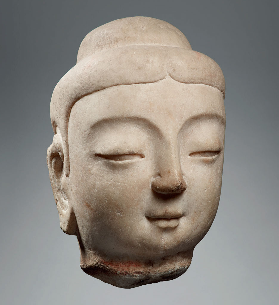 Head-of-Buddha_Sui-dynasty_581-618_950_w
