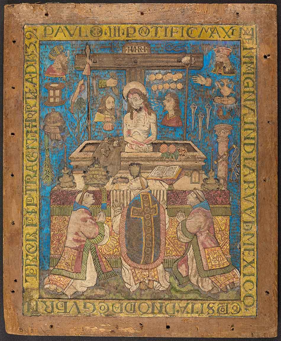 Messe de Saint Gregoire
