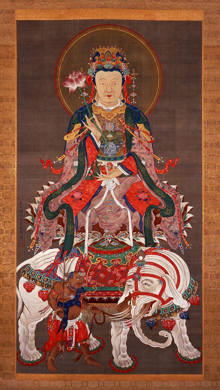 Bodhisattva-Samantabhadra_w