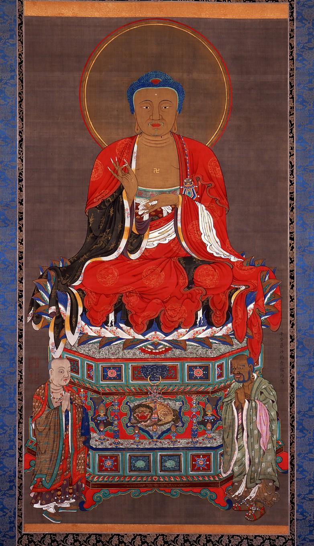 Buddha Sakyamuni_jakuchu