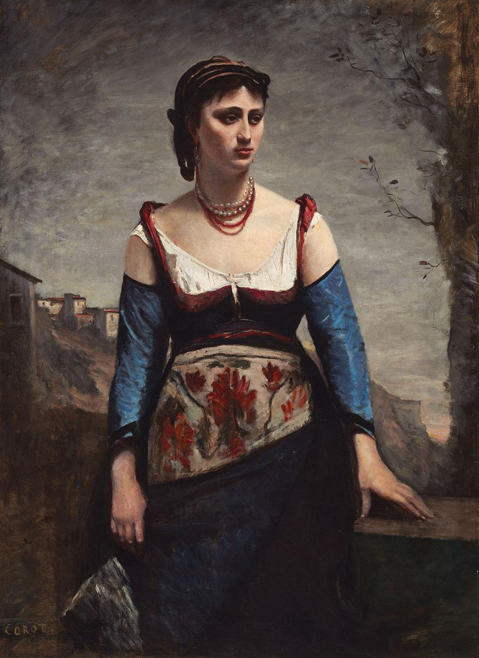 Jean-Baptiste-Camille-Corot_Agostina_1866_950
