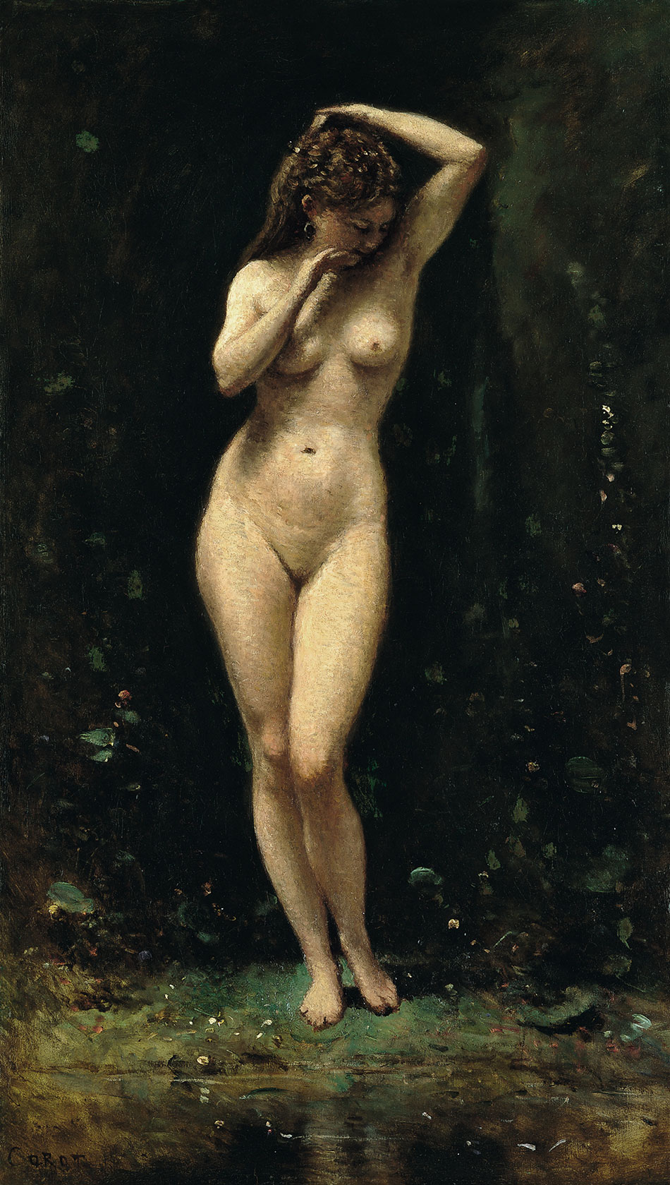 Jean-Baptiste-Camille-Corot_Diane-Bathing_The-Fountain_c.-1869–1870_950