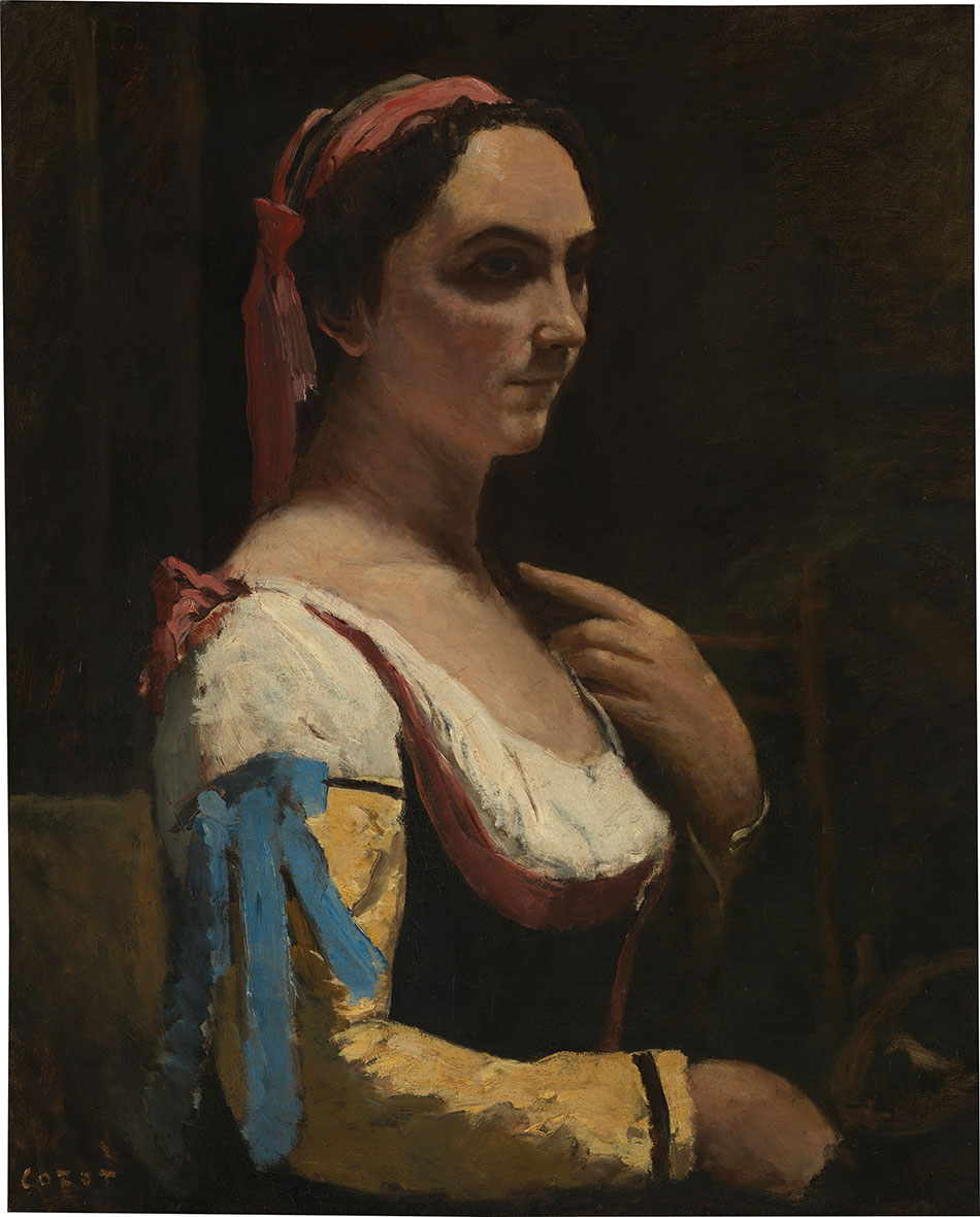 Jean-Baptiste-Camille-Corot_Italian-Woman-_Woman-with-the-Yellow-Sleeve_c.-1870_950