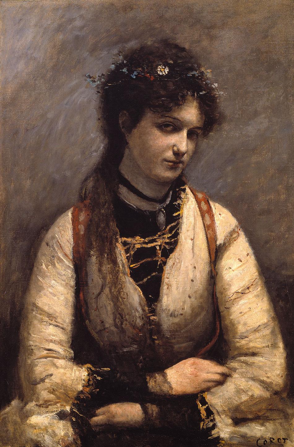 Jean-Baptiste-Camille-Corot_Mademoiselle-de-Foudras_1872_950