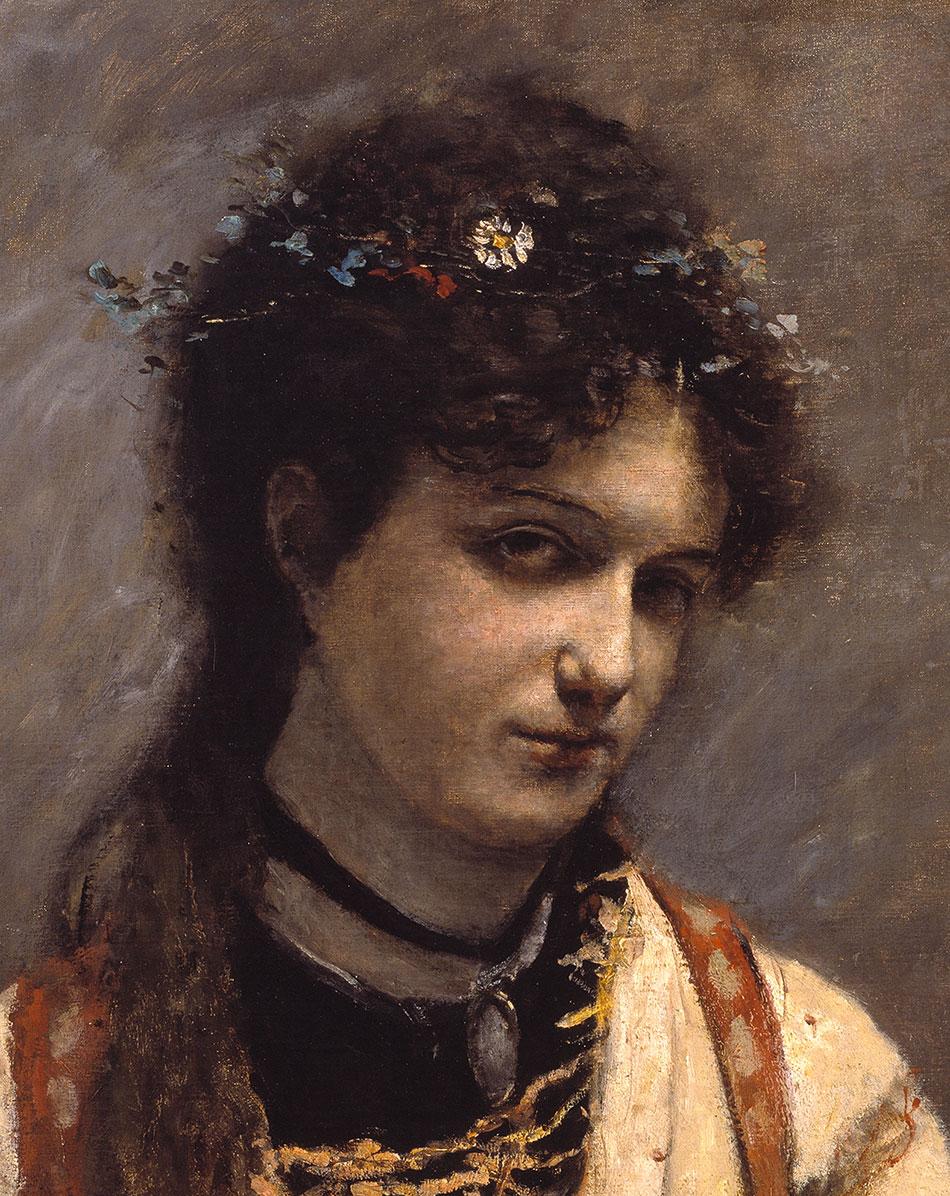 Jean-Baptiste-Camille-Corot_Mademoiselle-de-Foudras_1872_D_950