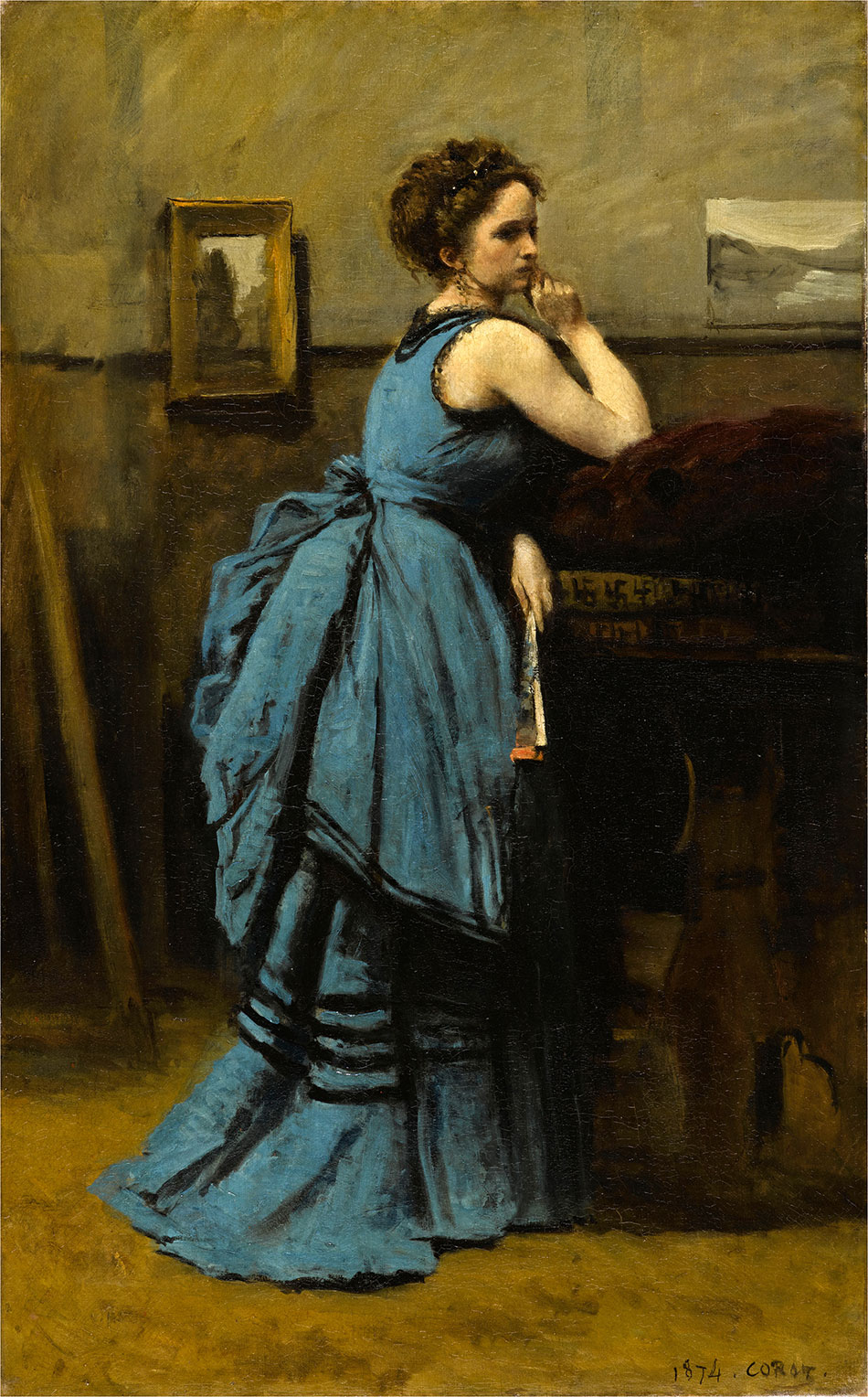 Jean-Baptiste-Camille-Corot_The-Lady-in-Blue_1874_950