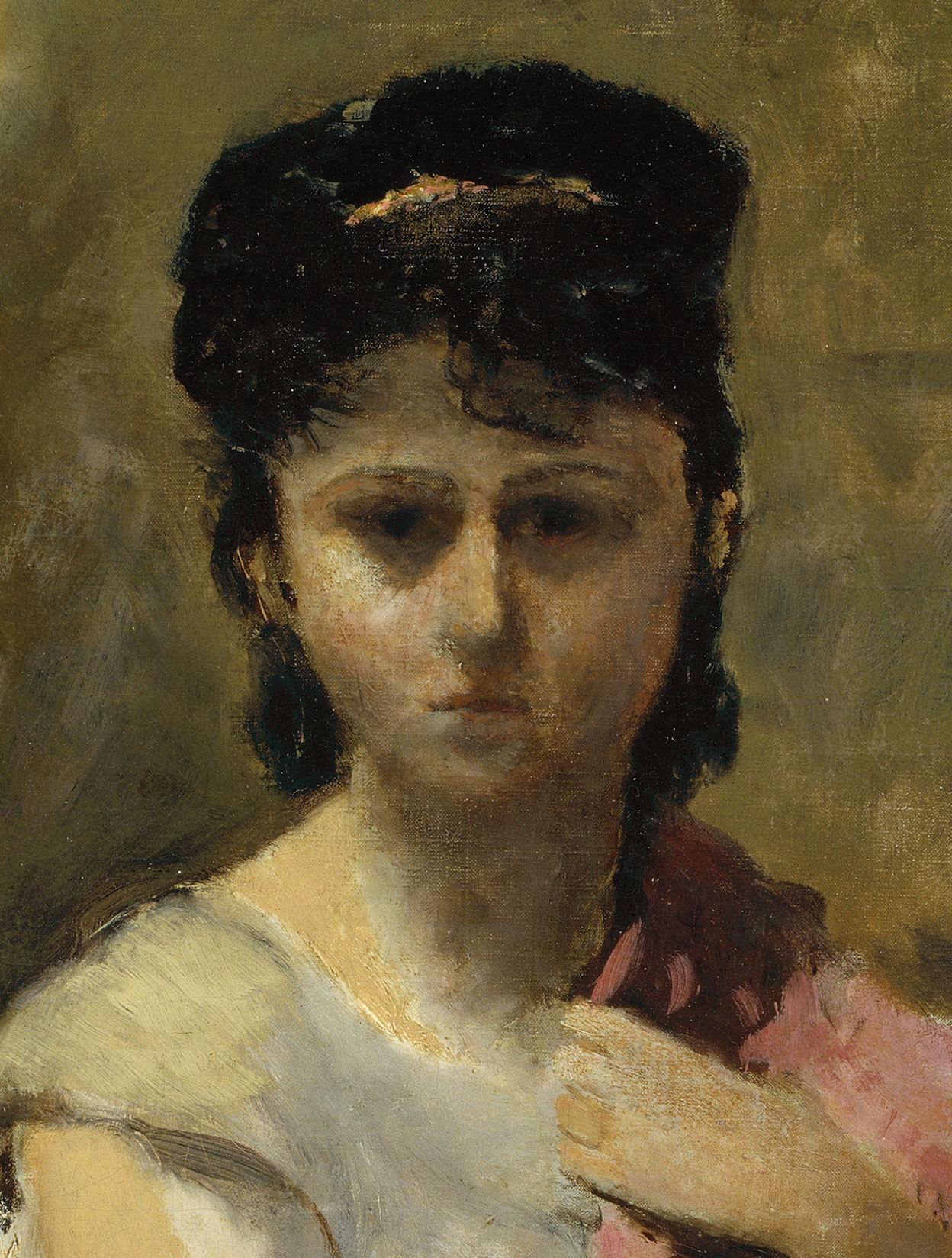 Jean-Baptiste-Camille-Corot_Woman-with-a-Pink-Shawl_c.-1865–1870_D_950
