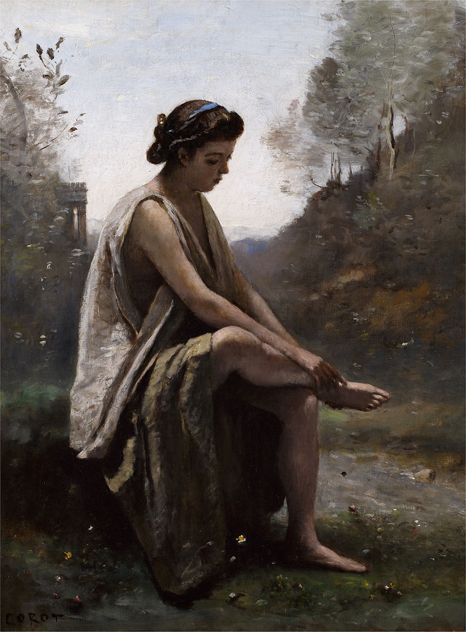 Jean-Baptiste-Camille-Corot_Wounded-Eurydice_c-1868–1870_950