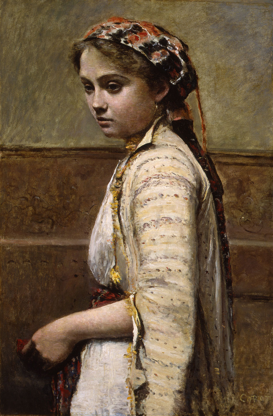 Jean-Baptiste-Camille-Corot_Young-Greek-Woman-c.-1870–1871_950