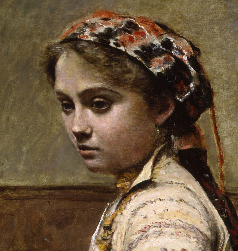 Jean-Baptiste-Camille-Corot_Young-Greek-Woman-c.-1870–1871_D-950