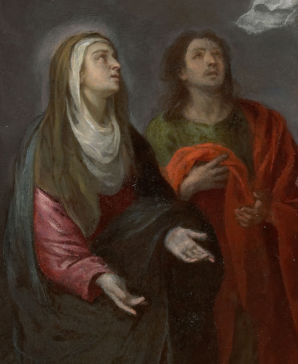 Bartolome_Esteban_Murillo_Christ-on-the-Chross-with-the-Virgin,-Mary-Magdalen,-and-Saint-John_Detail-2_950