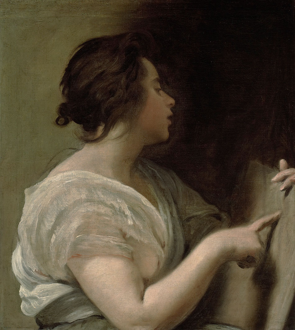 Diego-Rodriguez-de-Silva-y-Velazquez,-Female-Figure-(Sibyl-with-Tabula-Rasa)-950