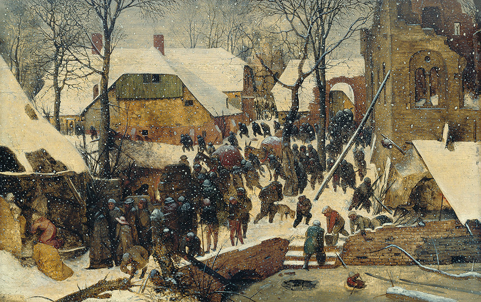 Pieter Bruegel the Elder_Cat_63_HiRes__Winterthur__The_Adoration_of_the_Magi_in_the_Snow_027_4f_ZS_Breugel_EKP_crop