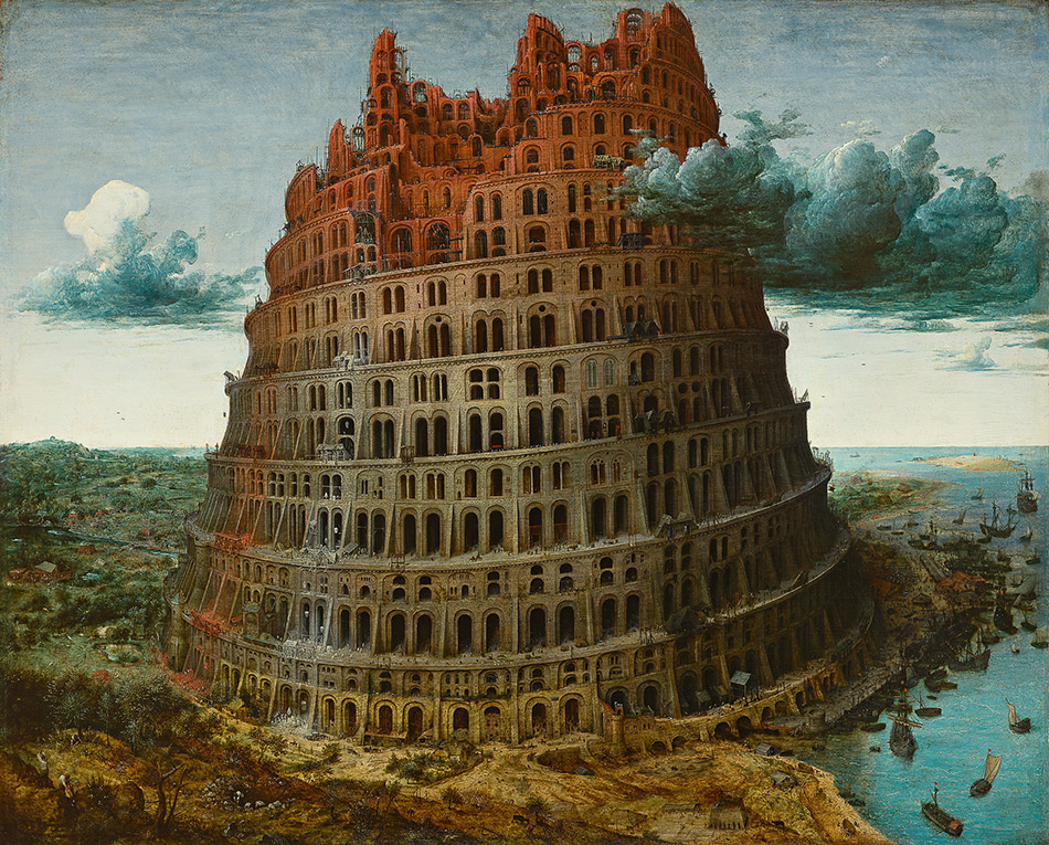 Pieter Bruegel the Elder_The-Tower-of-Babel_2443__OK_