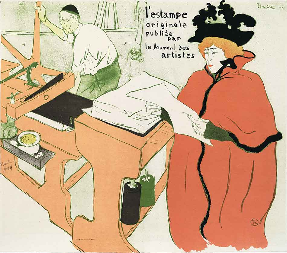 Henri de Toulouse-Lautrec_cover-for-l-estampe-originale