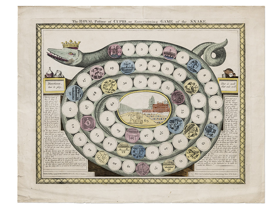 The-Royal-Pastime-of-Cupid,-or-Entertaining-Game-of-the-Snake,-London_-Robert-Laurie-and-James-Whittle,-1794,-Yale-Center-for-British-Art,-Gift-of-Ellen-and-Arthur-Liman,-Yale-JD-1957