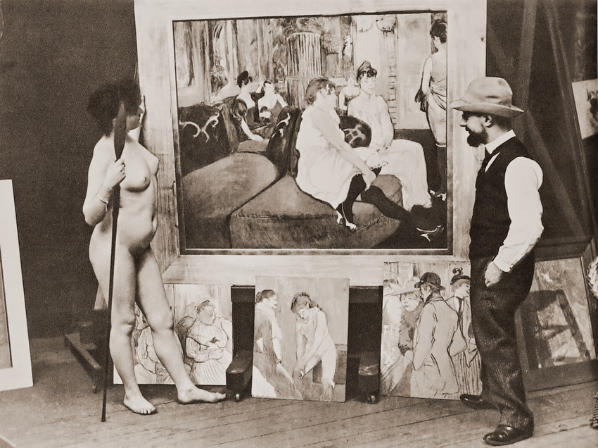Toulouse-Lautrec 1900 model and paintings_850px