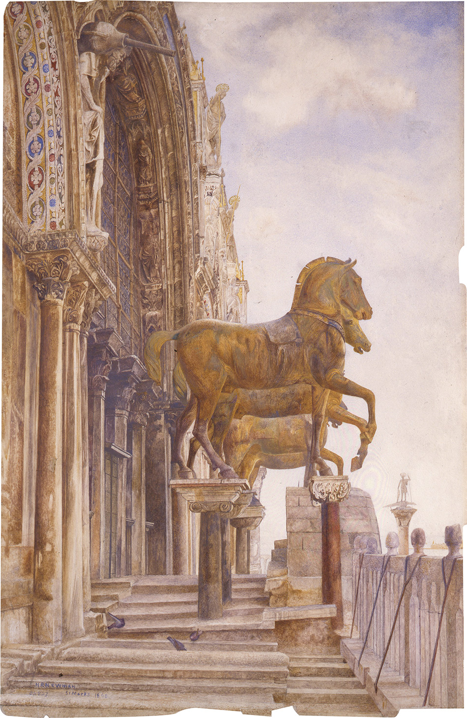 Henry-Roderick-Newman_The-Horses-of-St.-Marks-1890_4104-100_Rob-and-Mary-Joan-Leith_950w