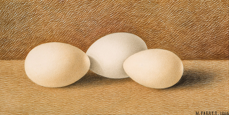 Thomas-C.-Farrer_Three-Eggs_1868_4104-050_Lent-by-Elizabeth-Feld-Herzberg-and-Peter-A.-Feld_950w